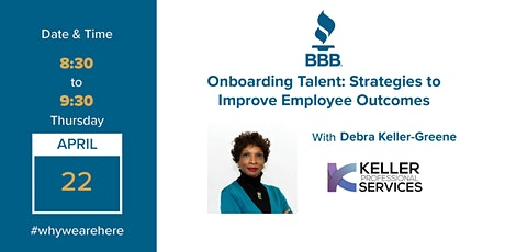 Onboarding Talent: Strategies to Improve Employee Outcomes tickets