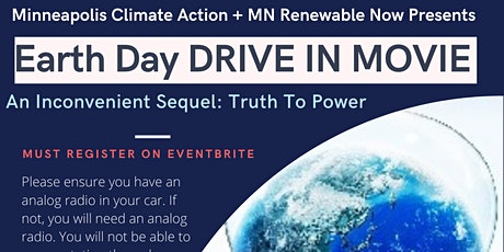 Earth Day Drive in Movie tickets