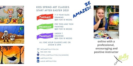 Kids Art Studio (under 7s) Thursdays 4pm - 5pm tickets