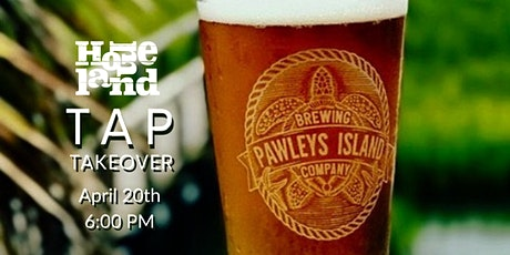 Pawleys Island Brewing Tap Takeover tickets