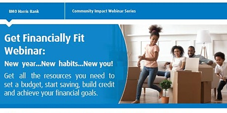 Get Financially Fit Webinar tickets