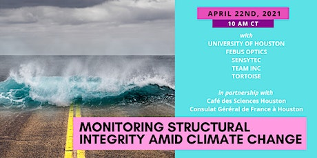 Monitoring structural integrity amid climate change tickets
