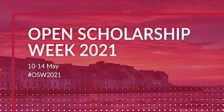 OSCG Open Scholarship Prize - The Final! tickets