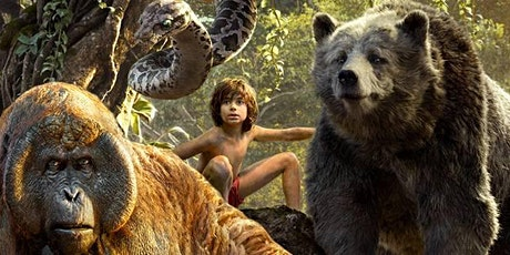 Family Movie Night   The Jungle Book (NEW) tickets