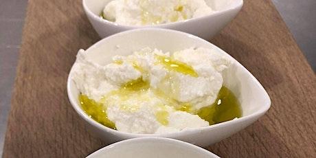 Hands on Cheesemaking Creme de Ricotta tickets