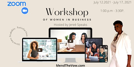 Women In Business Summit tickets