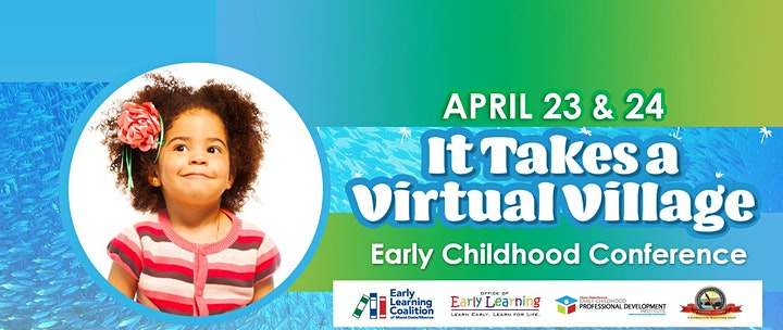 """It Takes a Virtual  Village"" Early Childhood Conference image"