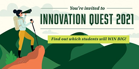 Innovation Quest 2021 tickets
