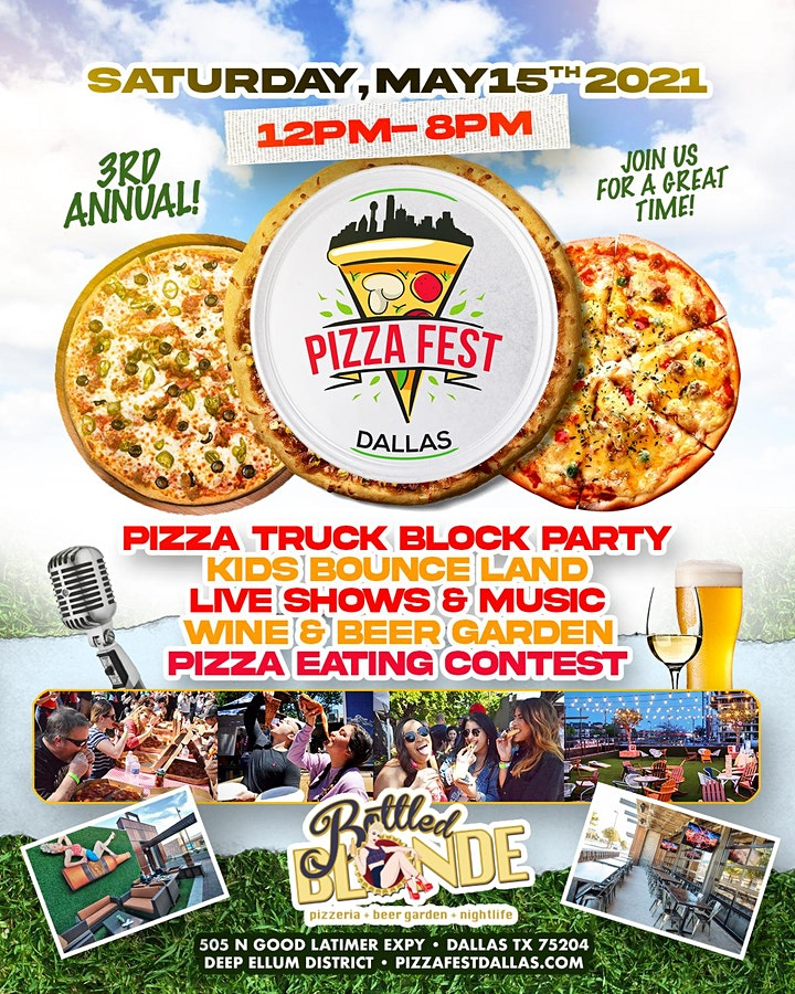 Dallas Pizza Fest 2021 image