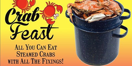 Copy of Crab Feast @ the Jackspot at Sunset Beach tickets