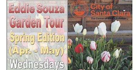 Garden Tours at Eddie Souza Park (Spring Edition) tickets