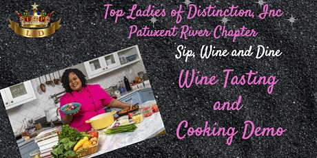 Sip, Wine and Dine tickets