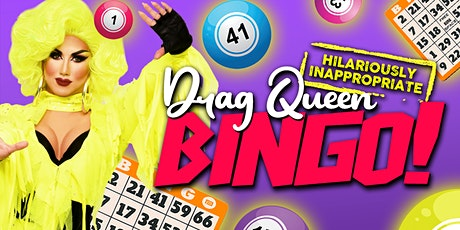 Socially Distant Drag Queen Bingo! tickets