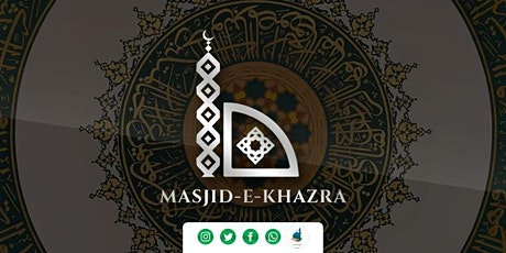 Masjid-E-Khazra Taraweeh booking 2021 tickets