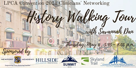 LPCA Conference History Walking Tour tickets