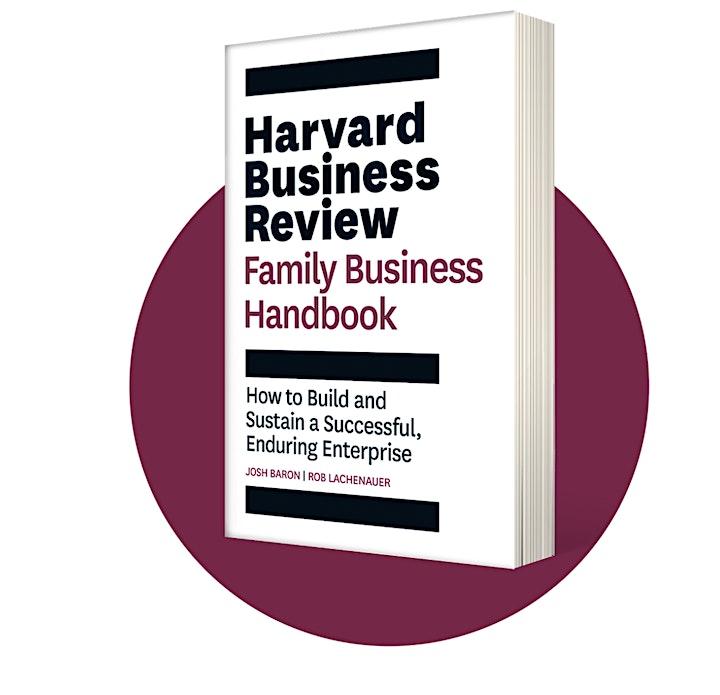 Virtual book talk w/ CBS Prof. Josh Baron (e-book with purchase) image