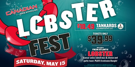 Lobster Fest 2021 (Airdrie) tickets