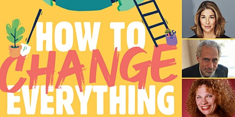 How to Change Everything: A Conversation with Naomi Klein tickets