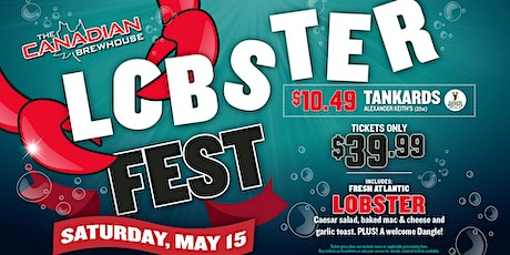Lobster Fest 2021 (Edmonton Downtown) tickets