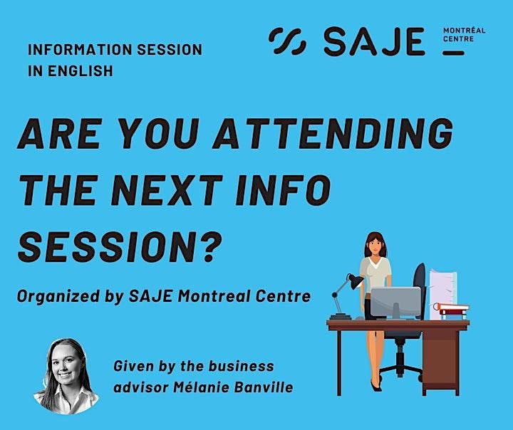 Online Information session image