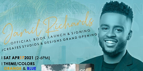 Jamil Richards Book Release / Grand Opening tickets