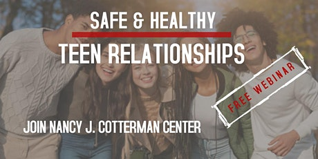 Safe and Healthy Teen Relationships tickets