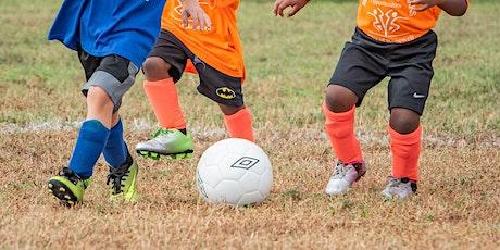2021 Spring Soccer Registration (age 3) tickets