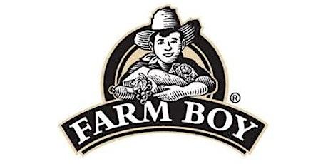 Farm Boy Hiring Session tickets