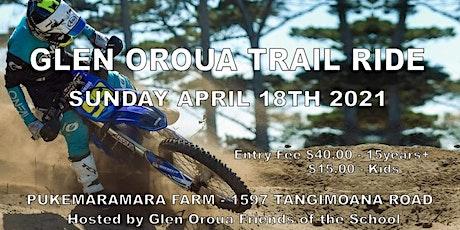 Glen Oroua Trail ride tickets