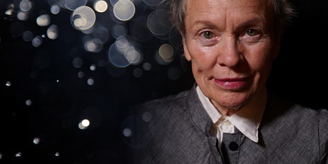 Lecture 3: Rocks | Laurie Anderson: Spending the War Without You tickets
