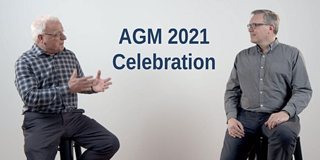 AGM 2021 Celebration tickets