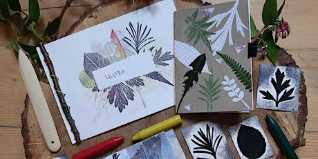 Bookbinding & Botanicals tickets