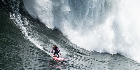 Stronger, Higher, Faster: Big Wave Surfing and Climate Change tickets
