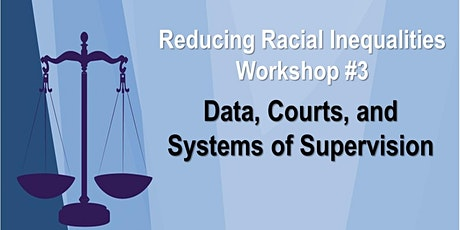 RRI Workshop #3: Data, Courts, and Systems of Supervision tickets