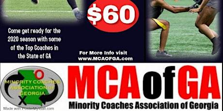 MCAofGA Girls HS Flag Football Camp tickets