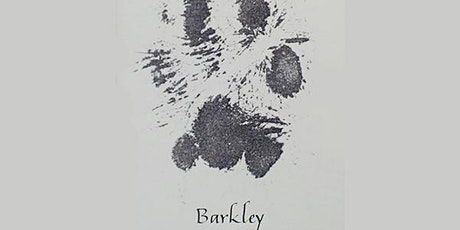 Pet Paw Print Online Workshop tickets