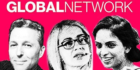 Mediaspace GLOBALNETWORK  Meet-up , training & Ambassador Programme, 3. tickets