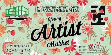 Spring Artist Market tickets