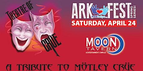 Theater of Crue - A Tribute to Motley Crue - ARK-Fest Benefit Concert tickets