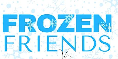 Virtual Frozen Friends Dance Class (Ages 3-6) tickets
