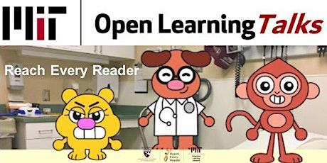 Open Learning Talks | Reach Every Reader Tickets