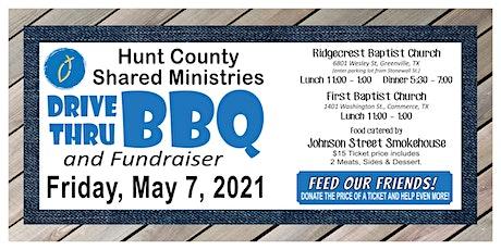 Annual BBQ Drive-Thru - Greenville Location at Ridgecrest Baptist Church tickets