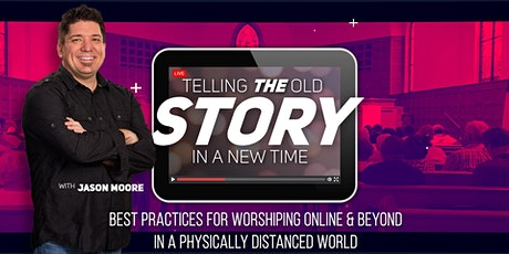 Telling the Old Story in a New Time tickets