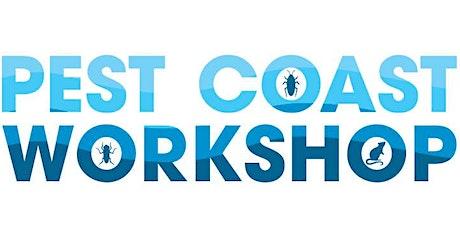 Pest Coast Workshop - School IPM bilhetes