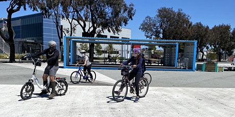 SF Bicycle Coalition Adult Learn to Ride Class tickets
