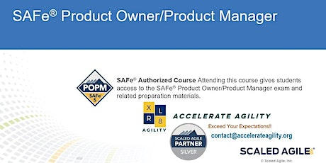 SAFe Product Owner/Product Manager 5.0 tickets