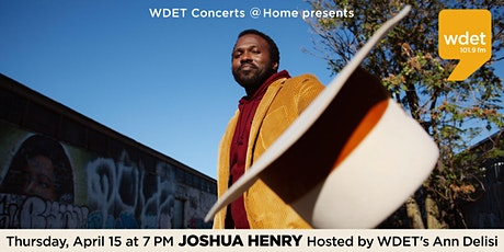 WDET Concert at Home Series tickets