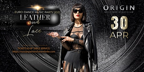 Leather & Lace Euro-Affair tickets