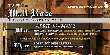 TAVERN AT WALL ROSE tickets