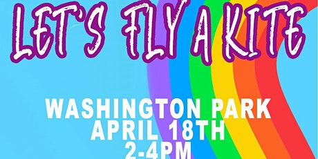 LET'S FLY A KITE tickets